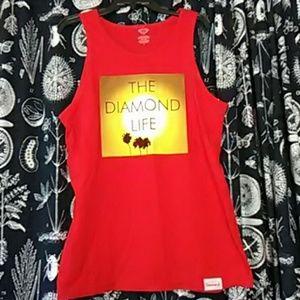 "Other - ""Diamond Supply Co."" Diamond Life tank"
